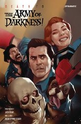 Death To The Army Of Darkness Tp