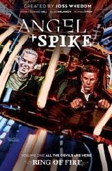 Angel & Spike Tp Vol 01 (C: 0-1-2)