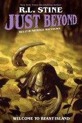 Just Beyond Welcome To Beast Island Original Gn (C: 0-1-2)