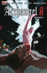 Archangel 8 #5 (Of 5) (Mr)
