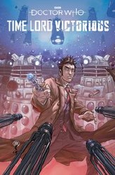 Doctor Who Time Lord Victorious #1 Cvr C Quah