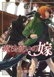 Ancient Magus Bride Gn Vol 13 (C: 0-1-0)