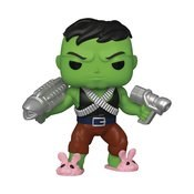 Pop Super Marvel Heroes Professor Hulk Px 6in Vin CHASE Fig