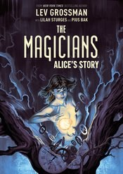 Magicians Alice Story Original Gn (C: 0-1-2)
