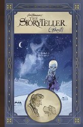 Jim Henson Storyteller Ghosts Hc (C: 0-1-2)