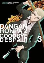 Danganronpa 2 Goodbye Despair Tp Vol 03 (C: 1-1-2)