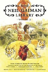 Neil Gaiman Library Edition Hc Vol 02 (C: 1-1-2)