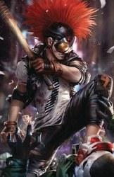 Batman #99 Card Stock F Mattina Var Ed Joker War