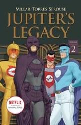 Jupiters Legacy Tp Vol 02 Netflix Ed (Mr)
