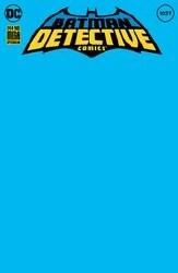 Detective Comics #1027 Blank Var Ed