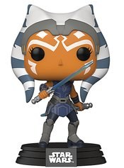 Pop Star Wars Clone Wars Ahsoka Vinyl Fig (C: 1-1-2)