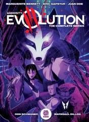 Animosity Evolution Omnibus Hc (C: 0-1-0)