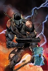 Snake Eyes Deadgame #4 (Of 5) Cvr A Liefeld