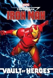 Marvel Vault Of Heroes Iron Man Tp (C: 0-1-0)