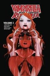 Vampirella Red Sonja Tp Vol 02