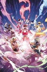 Mighty Morphin Power Rangers #55 Cvr A Main (C: 1-0-0)