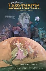 Jim Henson Labyrinth Coronation Tp Vol 03 (C: 0-1-2)