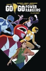 Go Go Power Rangers Tp Vol 08 (C: 1-1-2)