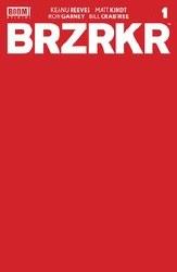 Brzrkr (Berzerker) #1 10 CopyRed Blank Var (Mr)