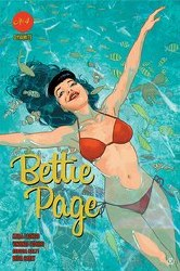 Bettie Page #4 Cvr B Kano