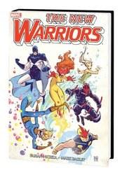 New Warriors Classic Omnibus Hc Vol 01 Young Cvr New Ptg