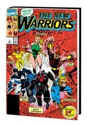 New Warriors Classic Omnibus Hc Vol 01 Bagley Dm Var New Ptg