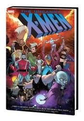 Uncanny X-Men Omnibus Hc Vol 04 Silva Cvr