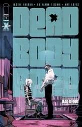 Dead Body Road Bad Blood #5 (Of 6) (Mr)