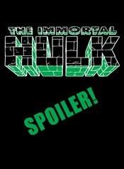 Immortal Hulk #39 Bennett Spoiler Var