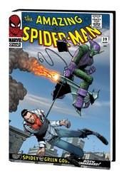 Amazing Spider-Man Omnibus Hc Vol 02 Ramos Cvr New Ptg