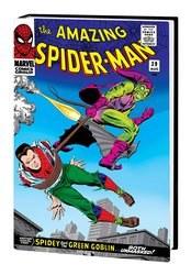 Amazing Spider-Man Omnibus Hc Vol 02 Romita Dm Var New Ptg