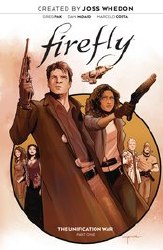 Firefly Unification War Tp Vol 01 (C: 0-1-2)