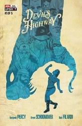 Devils Highway #5 (Of 5) (Mr)