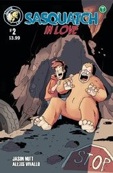 Sasquatch In Love #2 (Of 4)