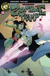 Zombie Tramp Ongoing #76 Cvr A Maccagni (Mr)