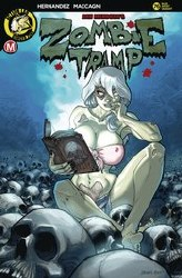 Zombie Tramp Ongoing #76 Cvr C Budd (Mr)