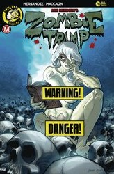 Zombie Tramp Ongoing #76 Cvr D Budd Risque (Mr)