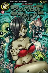 Zombie Tramp Ongoing #76 Cvr E Toqueen (Mr)
