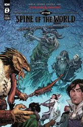Dungeons & Dragons At Spine Of World #2 (Of 4) Cvr A Coccolo