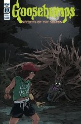 Goosebumps Secret Of The Swamp #3 (Of 5)