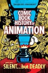 Comic Book History Of Animation #1 (Of 5) Cvr A Dunlavey