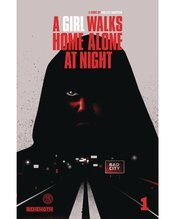 A Girl Walks Home Alone At Night #1 Cvr B Walter Ltd Ed
