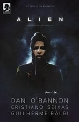 Alien Original Screenplay #4 (Of 5) Cvr A Balbi