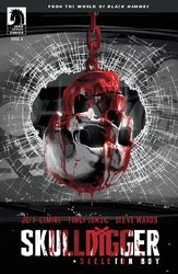 Skulldigger & Skeleton Boy #6 (Of 6) Cvr A Zonjic