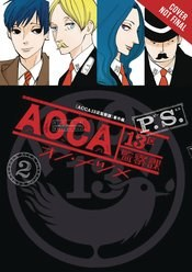 Acca 13 Territory Inspection Dept Ps Gn Vol 02 (C: 1-1-2)