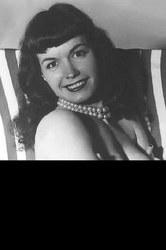 Bettie Page #5 Black Bag Photo Cvr (Mr)