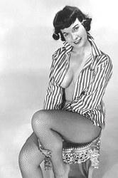 Bettie Page #5 Cvr E Photo