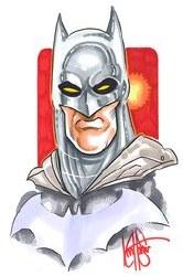 Batman #100 Haeser Sgn & Rmrk (C: 0-1-2)
