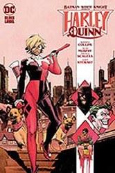 Batman White Knight Presents Harley Quinn #1 Cgc Graded (C:
