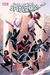 Amazing Spider-Man #50.lr Rosenberg Sgn (C: 0-1-2)